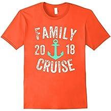 Family Cruise 2018 Vacation Shirts