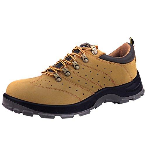 Toe Men's Work Steel Shoe Optimal 7xzqOxEgn