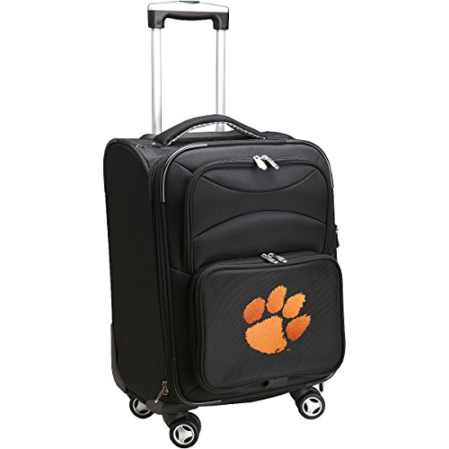 denco-sports-luggage-clemson-university-20-black-domestic-carry-on-spinner