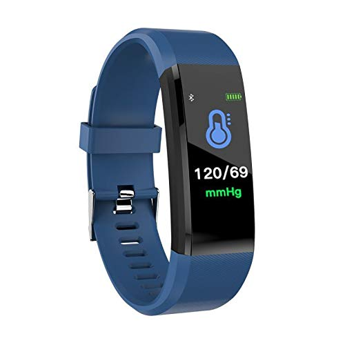 Amazon.com: Smart Watch Pedometer Digital Sport Wrist ...