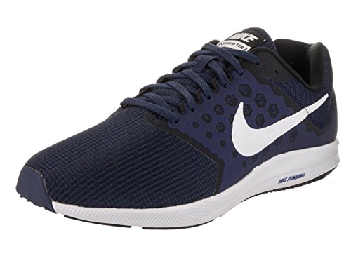 Nike Navy 5 Men's US 11 Shoe Running Midnight Men White 4E Downshifter 4E 7 Xvvfxqrw