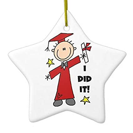 Amazoncom Christmas Ornaments Holiday Tree Ornament Red Stick