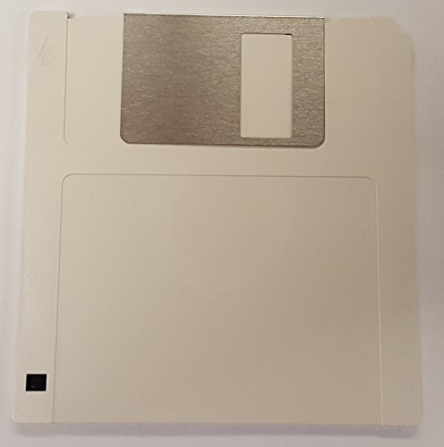 New DS/DD Floppy Disks. 720K Format. 50 Pack of floppy diskettes. Color: White by Generic