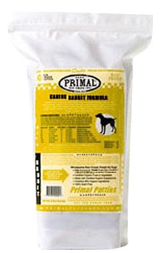 Primal Canine Raw Frozen Rabbit Formula - 6lb