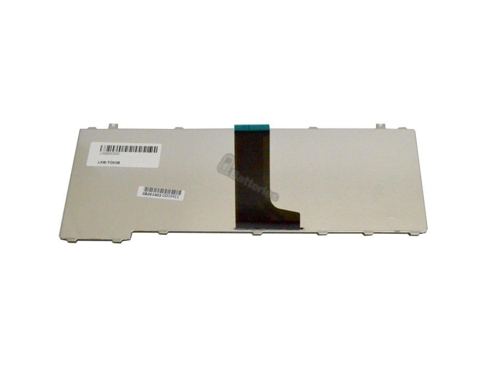 Ubatteries Compatible Keyboard Replacement For Toshiba C600 C640 L640 L635 L645 L735 L745 Series Satellite C600d C630 C640d C645 C645d L600 L600d L605 L630 L640d