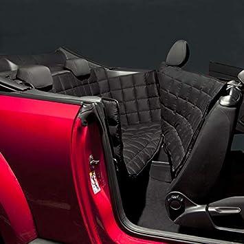 Doctor Bark 2-T/ürer-// Cabrio-Autoschondecke All-Side-Schutz f/ür die R/ückbank und den gesamten Fond-Bereich passend f/ür alle Cabrios und Coup/és in DREI Gr/ö/ßen und DREI Farben