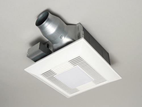 Panasonic Bathroom Fan With Light: Panasonic FV-11VFL4 Ventilation Fan/Light Combination - Built In Household  Ventilation Fans - Amazon.com,Lighting