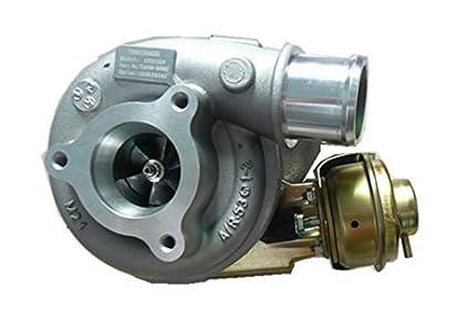 GOWE Turbocompresor GT2052 V 14411 – 2 x 90 A 724639 Max cargador de Turbo para