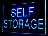 Self Storage Services Led Light Sign