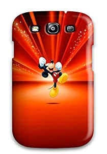 David R. Boulay's Shop Best 2183905K60629547 Mickey Mouse Feeling Galaxy S3 On Your Style Birthday Gift Cover Case
