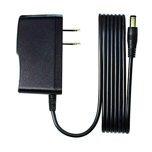 TYZEST Ac Dc Adapter for Brother P-Touch PT-D210 PT-D200VP Label Maker, UL Listed Power Supply Charger for Brother AD-24 AD-24ES AD-20 AD-30 AD-60 (6.56 Ft Long Cord)