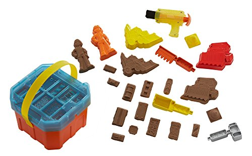 Fisher-Price Bob the Builder, Mash & Mold Playsand Builder Box