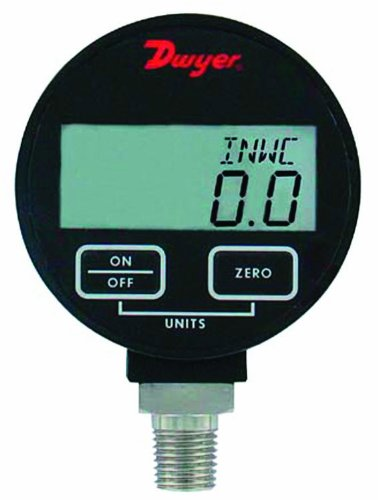 Series Digital Pressure Gauge - 4