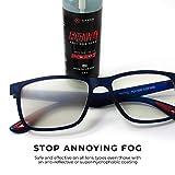 Anti Fog Spray for Glasses | Prevents Fog on All