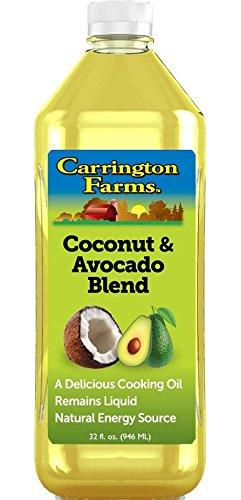 Carrington Farms Coconut and Avocado Cooking Oil, 32 Ounce