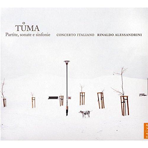 (Tuma: Partitas, Sonatas and Sinfonias)