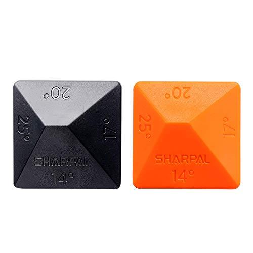 196N Whetstone Sharpener Sharpening Angles 14%C2%B0 product image