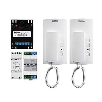 Elcom Audio-Einbaukit AEK-2 universal: Amazon.de: Elektronik
