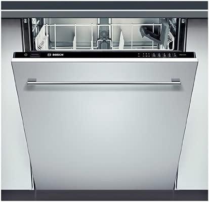 Bosch SGV43E93EU/1 Totalmente integrado 12cubiertos A lavavajilla ...
