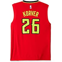 fan products of adidas NBA mens Replica Player Alternate Road Jersey