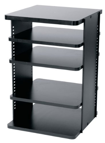 ASR / ASR-HD Series Rack Size: 35.85'' H x 18.25'' W x 18'' D by Middle Atlantic