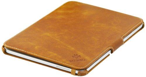 Manna UltraSlim - Funda para tablet Samsung Galaxy Tab 3 (10.1''), marrón