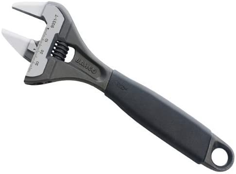 2 X Slim Jaw Adjustable Wrench 8-inch