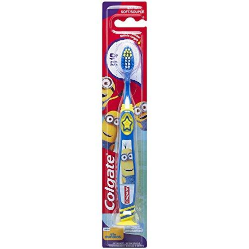 Colgate 156225 Kids Minions Toothbrush