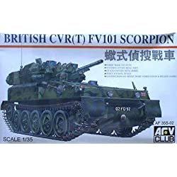 AFV Club Scorpion CVR(T) FV101 1:35 35S02 Plastic Kit by MISC.