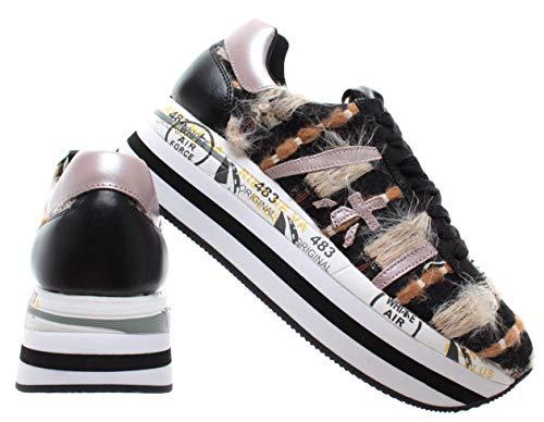 336o Premiata Nero Premiata Beth Sneaker Sneaker 4qw7TPn