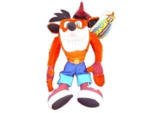 "Crash Bandicoot 12"" Plush Figure Doll Toy"
