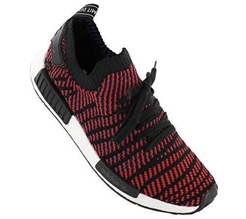 NMD Stlt Negbas 000 r1 adidas Sneaker Nero Rojsld Uomo Primeknit Azul dEfxRq