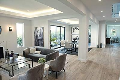 ADM Flooring - Vintage White - Wide Engineered Hardwood Flooring