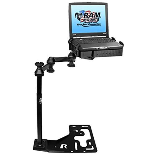 - Universal No-Drill(TM) Laptop Mount for Freightliner Trucks, International Trucks, Kenworth Trucks, Mack Trucks, Peterbilt Trucks & Volvo Trucks