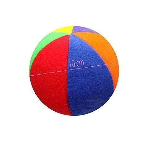 本物保証!  coliseyソフト、ぬいぐるみボールレインボーボール、Rattle、赤ちゃん、乳児 B07FKVM4SN、幼児用ボール、早期教育 B07FKVM4SN, タイヤ&ホイールプラザ:e61700aa --- svecha37.ru