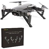 Hobby Signal 4pcs/set Heightened Landing Gears Stabilizers Landing Skids Gimbal Camera Protector for DJI MAVIC AIR Drone (landing gear)