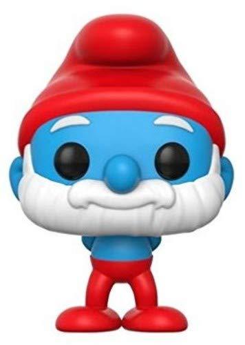 Smurfs- Figura de Vinilo Papa Smurf (Funko 20120)