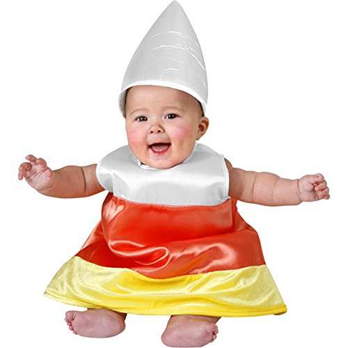 Baby Candy Corn Halloween Costume (Size: (Halloween Costumes Baby Candy Corn)