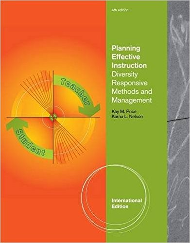 9780495809494: planning effective instruction: diversity.