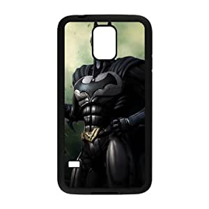 injustice gods among us batman Samsung Galaxy S5 Cell Phone Case Blackpxf005-3744305