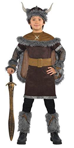 Viking Warrior Child Costume - Small -