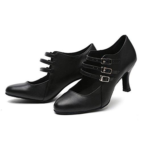 black 35 Donna Heel Sala 6cm Da Nero Minitoo I6n7vqwP