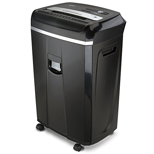 heet Crosscut CD/Paper and Credit Card Shredder, 7-Gallon pullout Basket, 60 Minutes Continuous Run Time ()