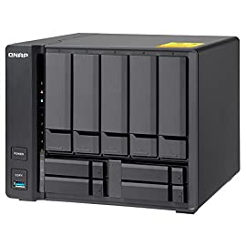 QNAP TS-963X-8G-US 5 8 Dual 10GbE SFP+ ports for accelerating virtualization and massive file sharing. Tier technology and SSD caching enable 24/7 optimized storage efficiency. Snapshots fully record system status and data, allowing you to protect files and data from accidental deletion and malware attacks.