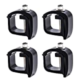 AA-Rack P-AC(4)-01 Set of 4 Aluminum C-clamps For