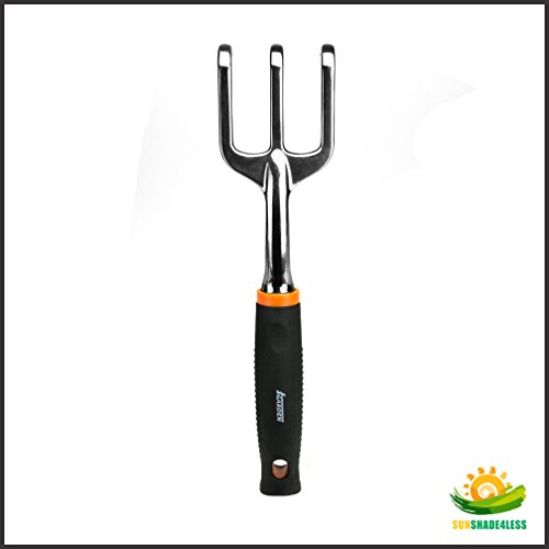 Igarden garden tool sets 4 piece set lawn garden for Gardening tools on amazon