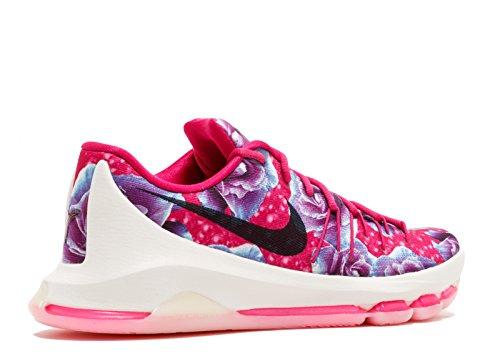 Nike KD 8 Premium GS 'Aunt Pearl' - 837786-603 -
