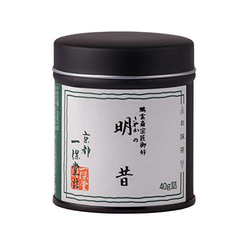 Ippodo Authentic Matcha Tea Sayakano Mukashi product image
