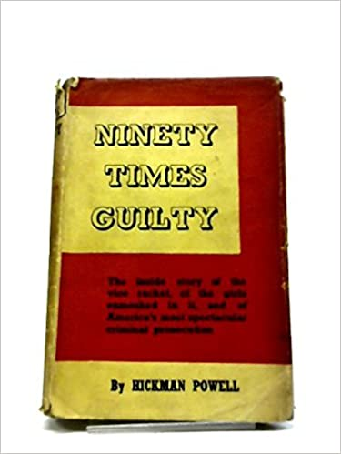 NINETY TIMES GUILTY