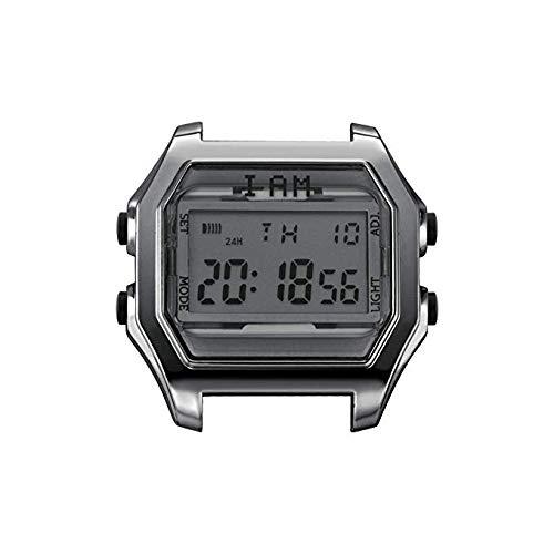 migliore vendita design raffinato Il miglior posto Sespo di Valespo orologio I AM cassa digitale fondo nero ...